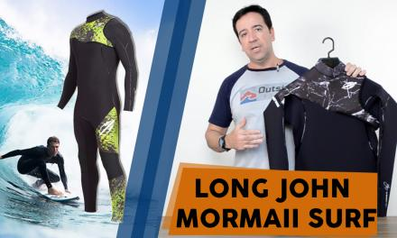 Long John Mormaii Flexxxa Vedado